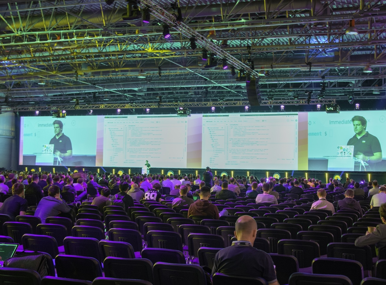 AWS-Summit-Warsaw-2019 Brill AV Media