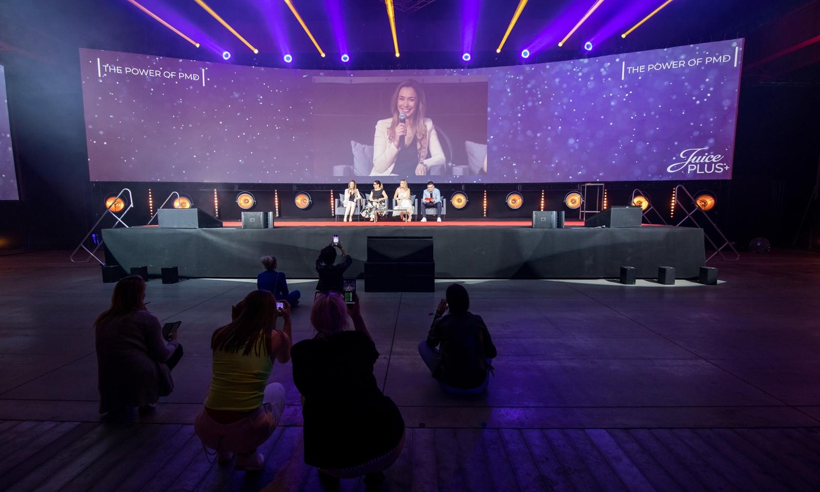 10 lat Juice Plus w Polsce Brill AV Media