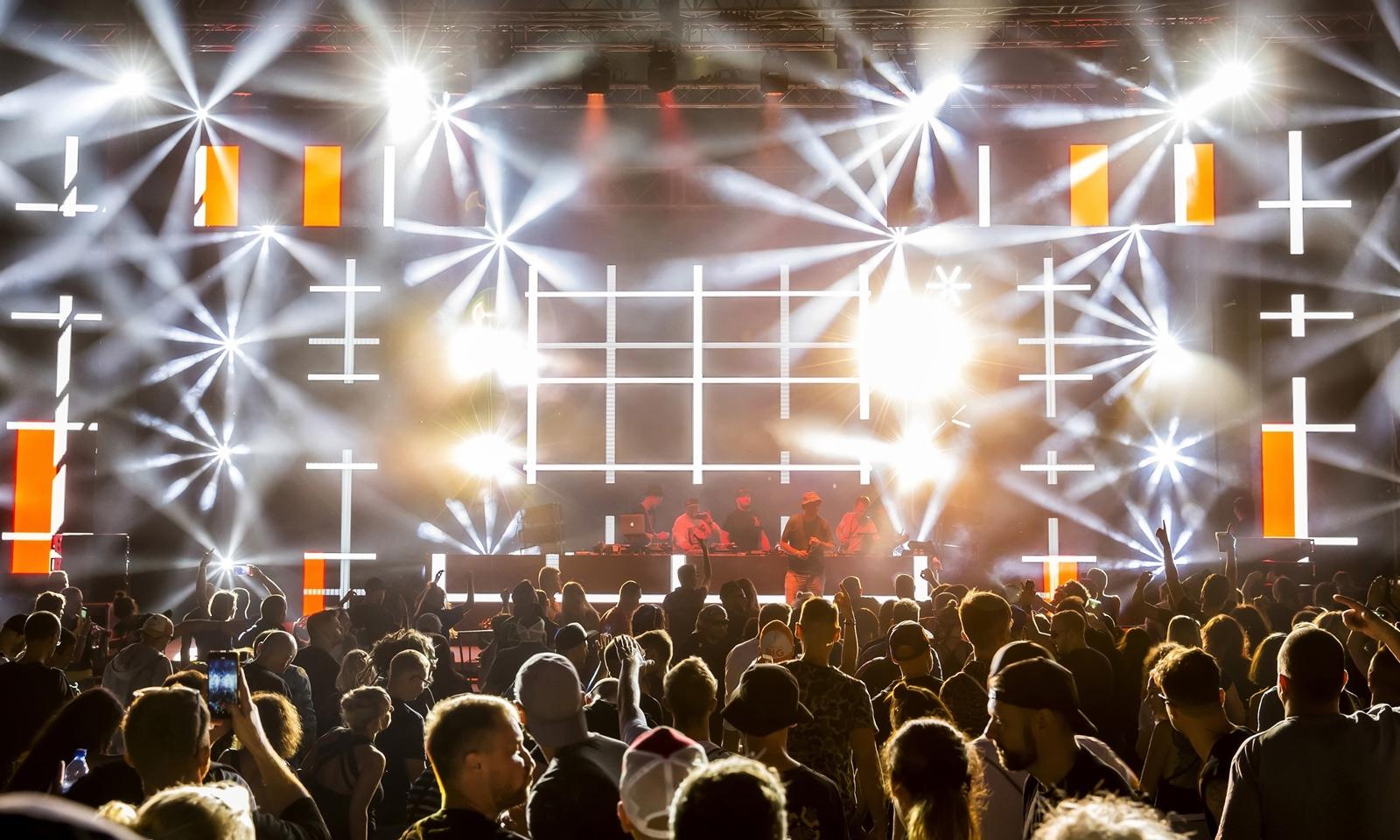 Audioriver Festiwal 2019 Brill AV Media