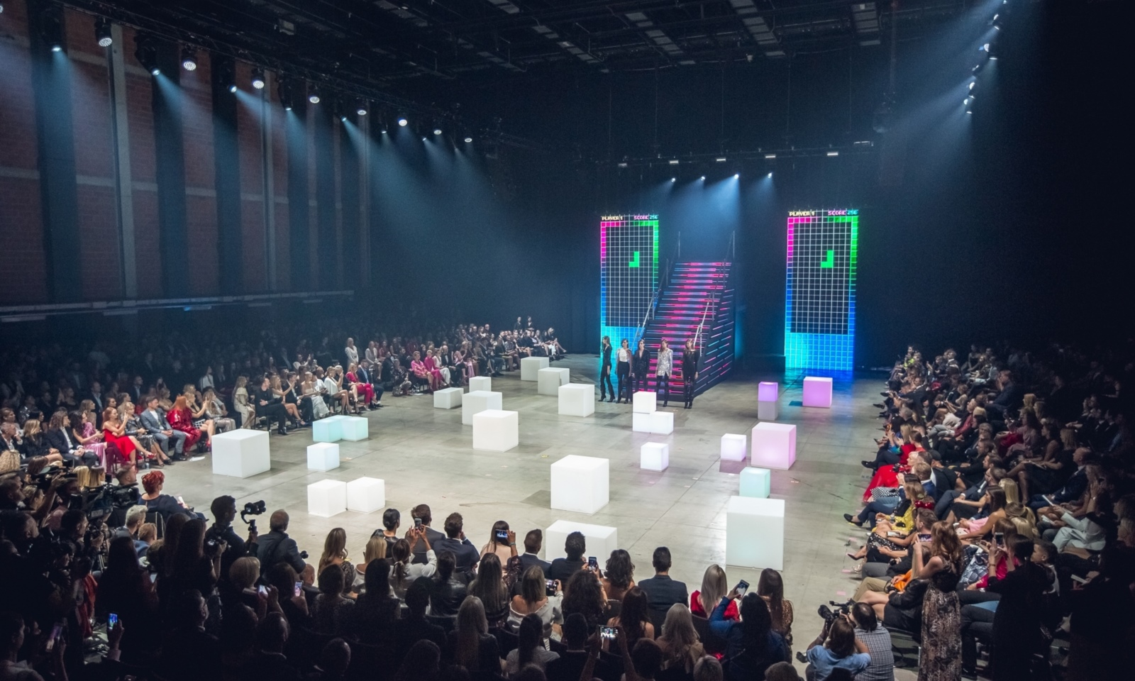 Flesz Fashion Night 2019 Brill AV Media